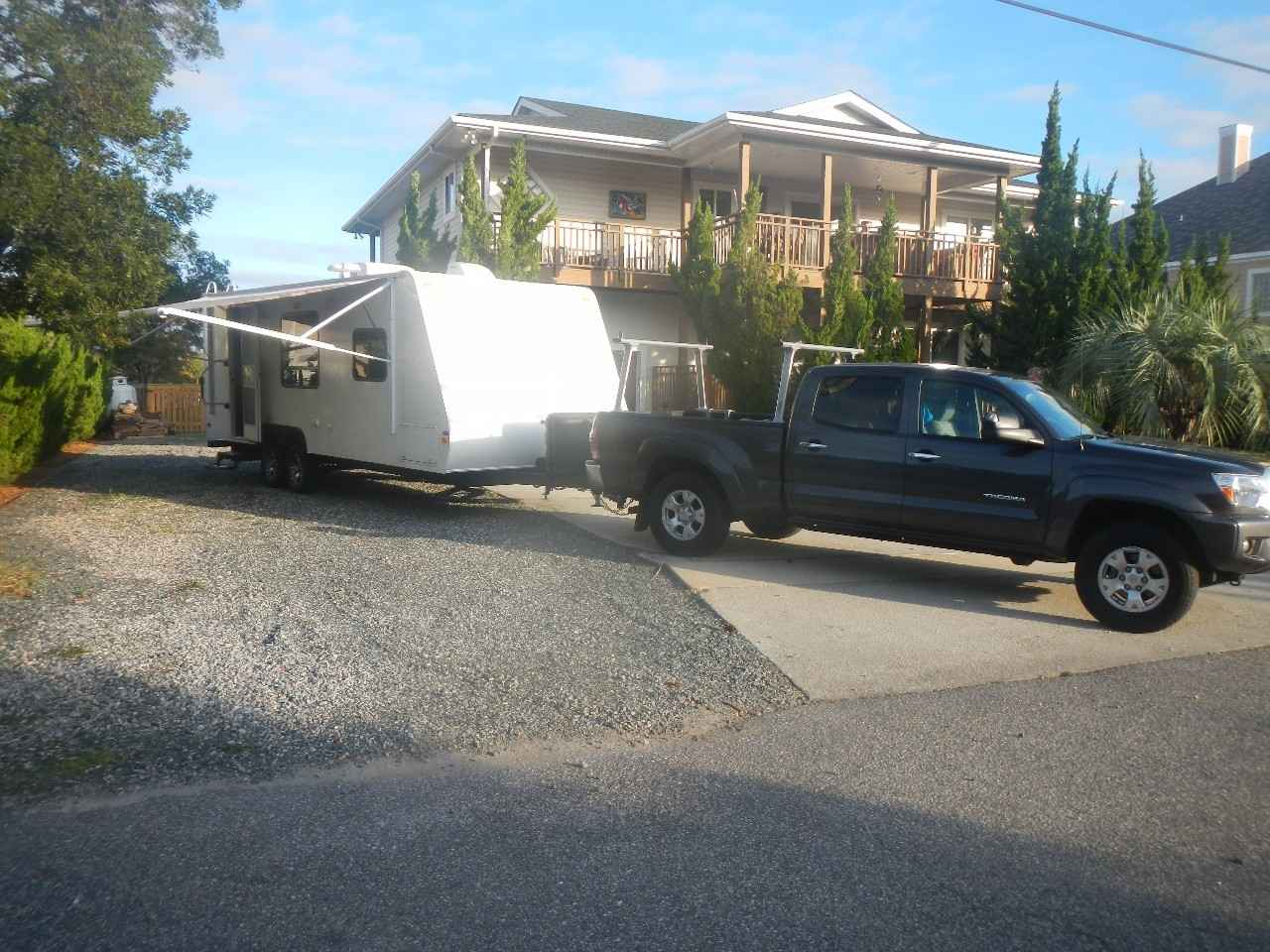 2012 Used Forest River Surveyor Sport 230 Travel Trailer