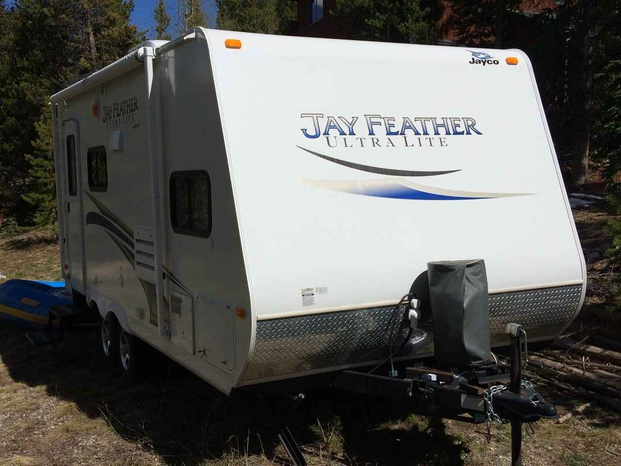 2012 Used Jayco JAY FEATHER 197 Travel Trailer in Colorado CO