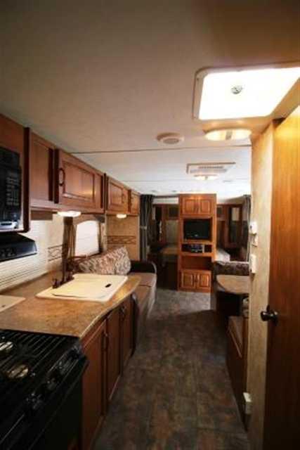 2012 Used Keystone Bullet 294 BHS Travel Trailer In Alabama AL