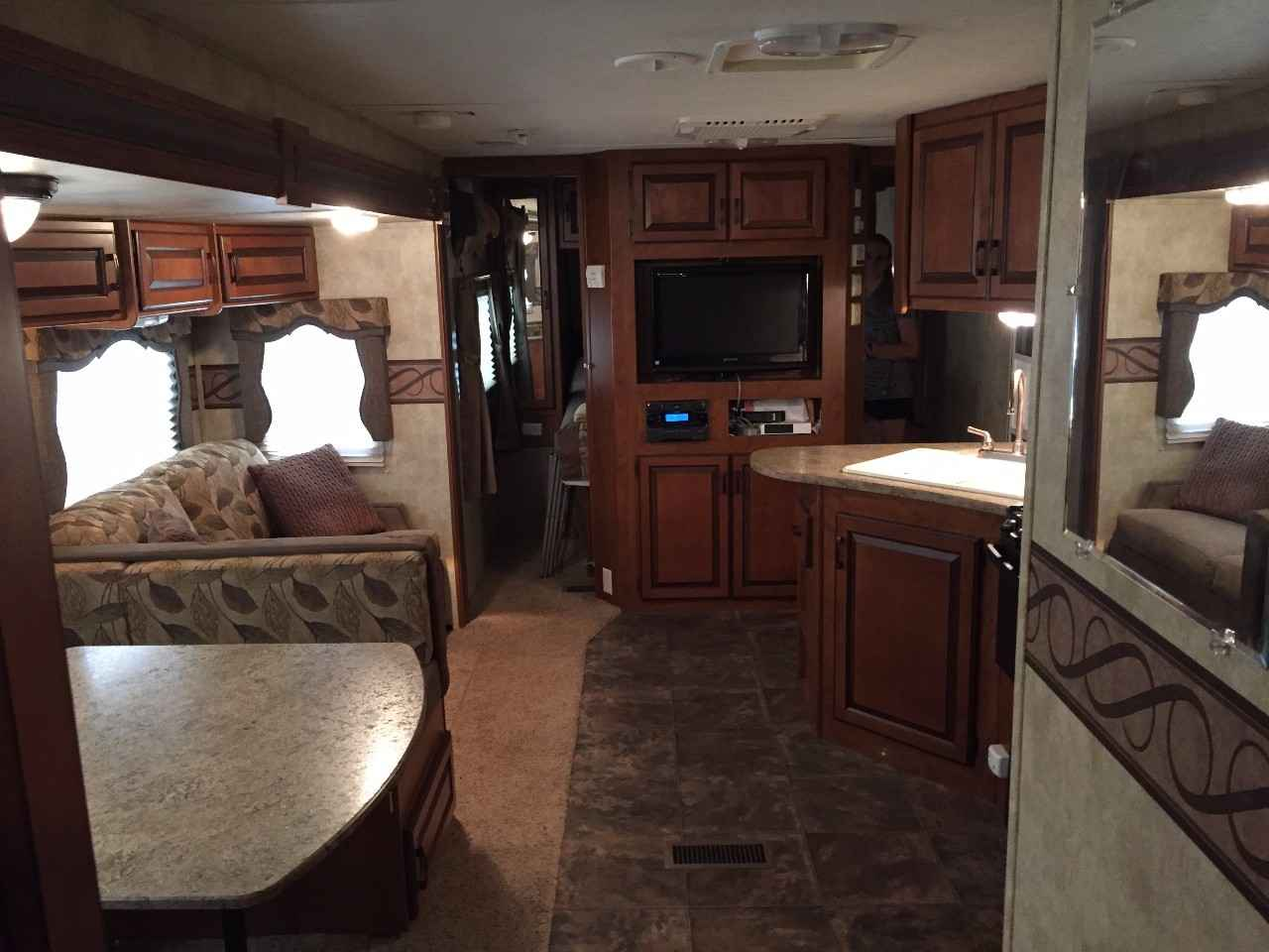 2012 Used Keystone Laredo 303tg Travel Trailer In Tennessee Tn