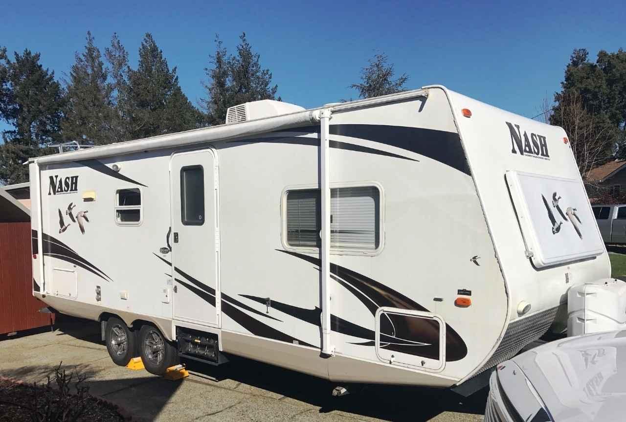 Nash Travel Trailers For Sale Oregon