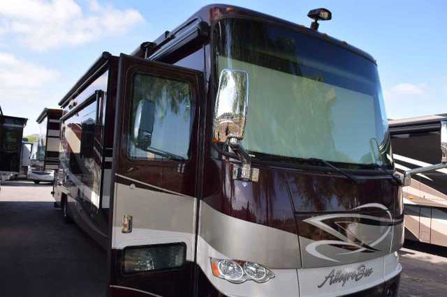 2012 Used Tiffin Motorhomes Allegro Bus 40 Qxp Pwr Class A