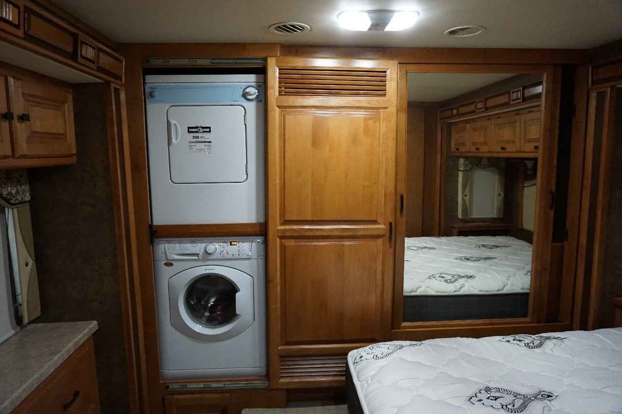 2012 Used Tiffin Motorhomes Allegro Red 38qba Class A In