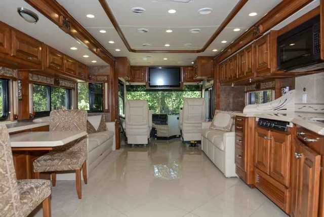 2012 used tiffin phaeton 40 qbh class a in florida fl - Independence rv winter garden florida ...