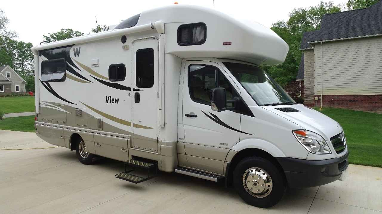 Perfect 2014 Used Winnebago VIEW 24G Class C In Louisiana LA 73900