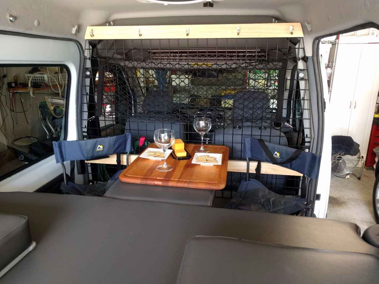 2013 Used Ford Transit Connect Campervan Class B In Florida Fl