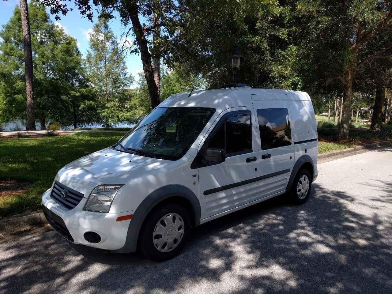 2013 used ford transit connect campervan class b in florida fl. Black Bedroom Furniture Sets. Home Design Ideas