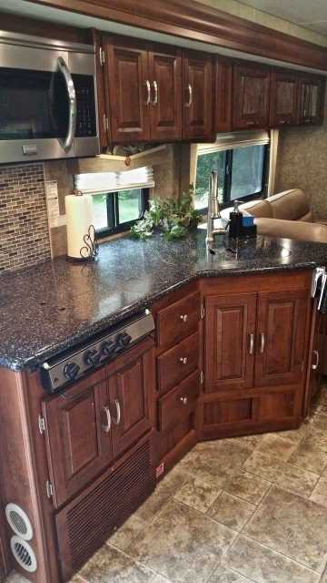 2013 Used Forest River Georgetown 378 Class A In