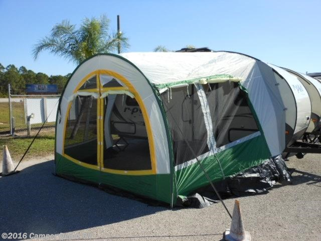 2013 Used Forest River R Pod 181g Travel Trailer In Florida Fl