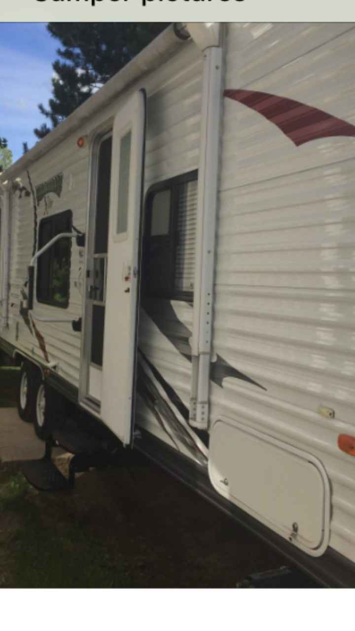 2013 Used Forest River Wildwood X Lite 28bhxl Travel