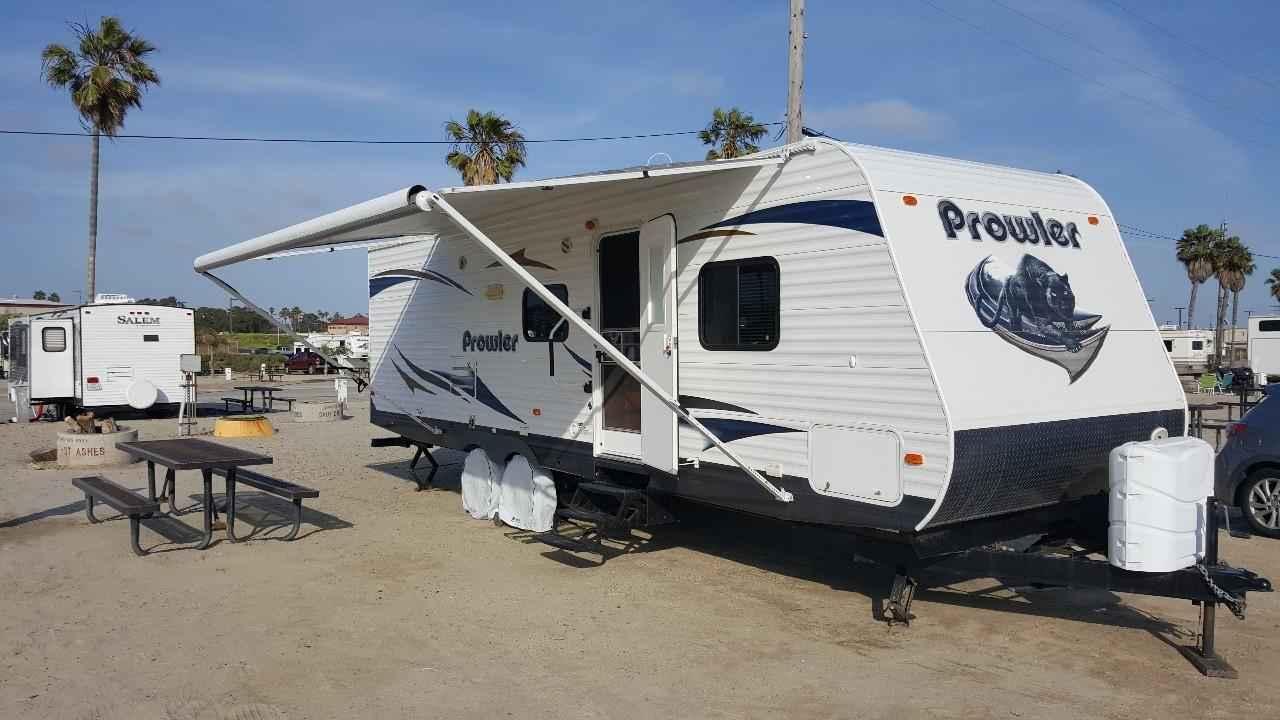 2013 Used Heartland Prowler Travel Trailer In California Ca