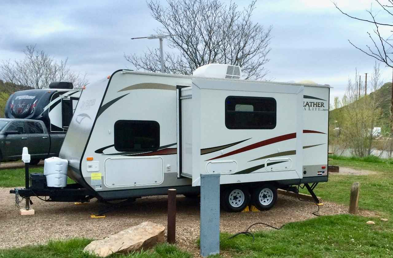 2013 Used Jayco JAY FEATHER 197 Travel Trailer in Colorado CO