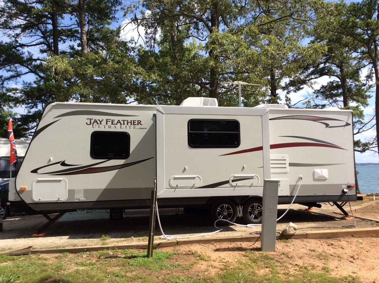 Jayco Feather Lite Travel Trailers Sale