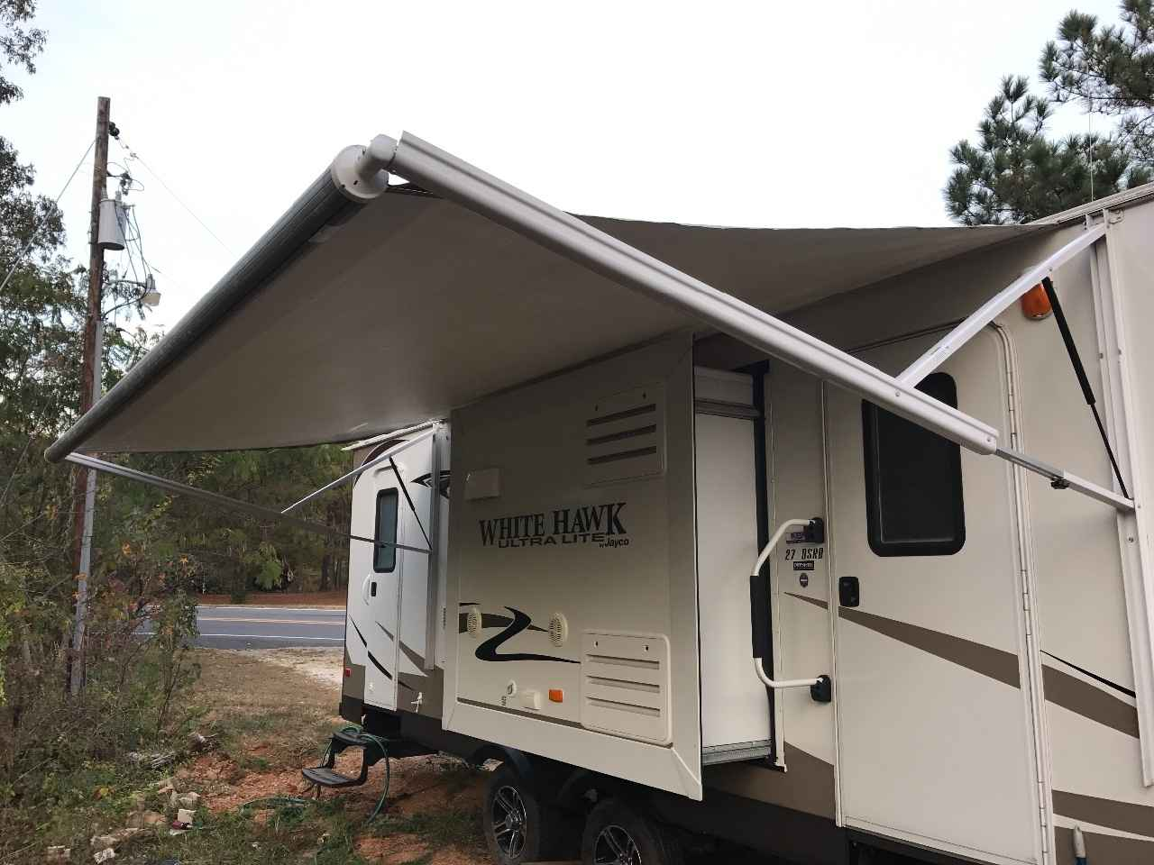 Innovative 2011 Used Jayco JAY FEATHER ULTRA LITE X20E Travel Trailer In Oklahoma