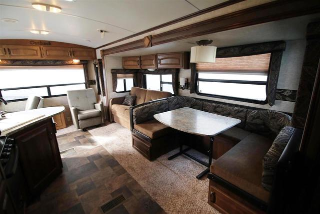2013 Used Keystone Outback 277rl Travel Trailer In South