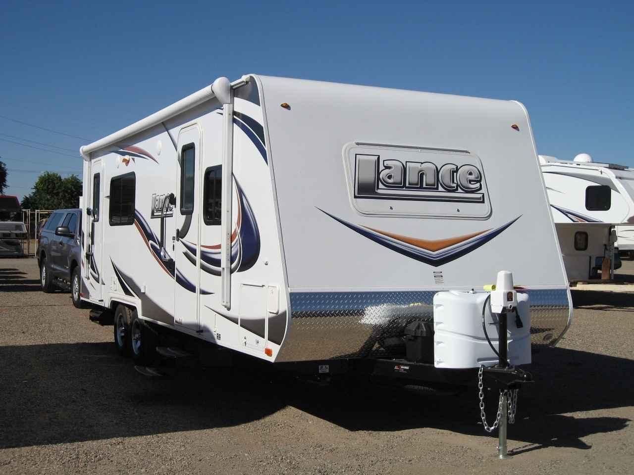 2013 Used Lance 2285 Travel Trailer in Arizona AZ