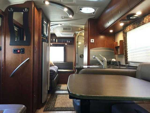 2013 Used Leisure Travel Serenity Class B In California Ca