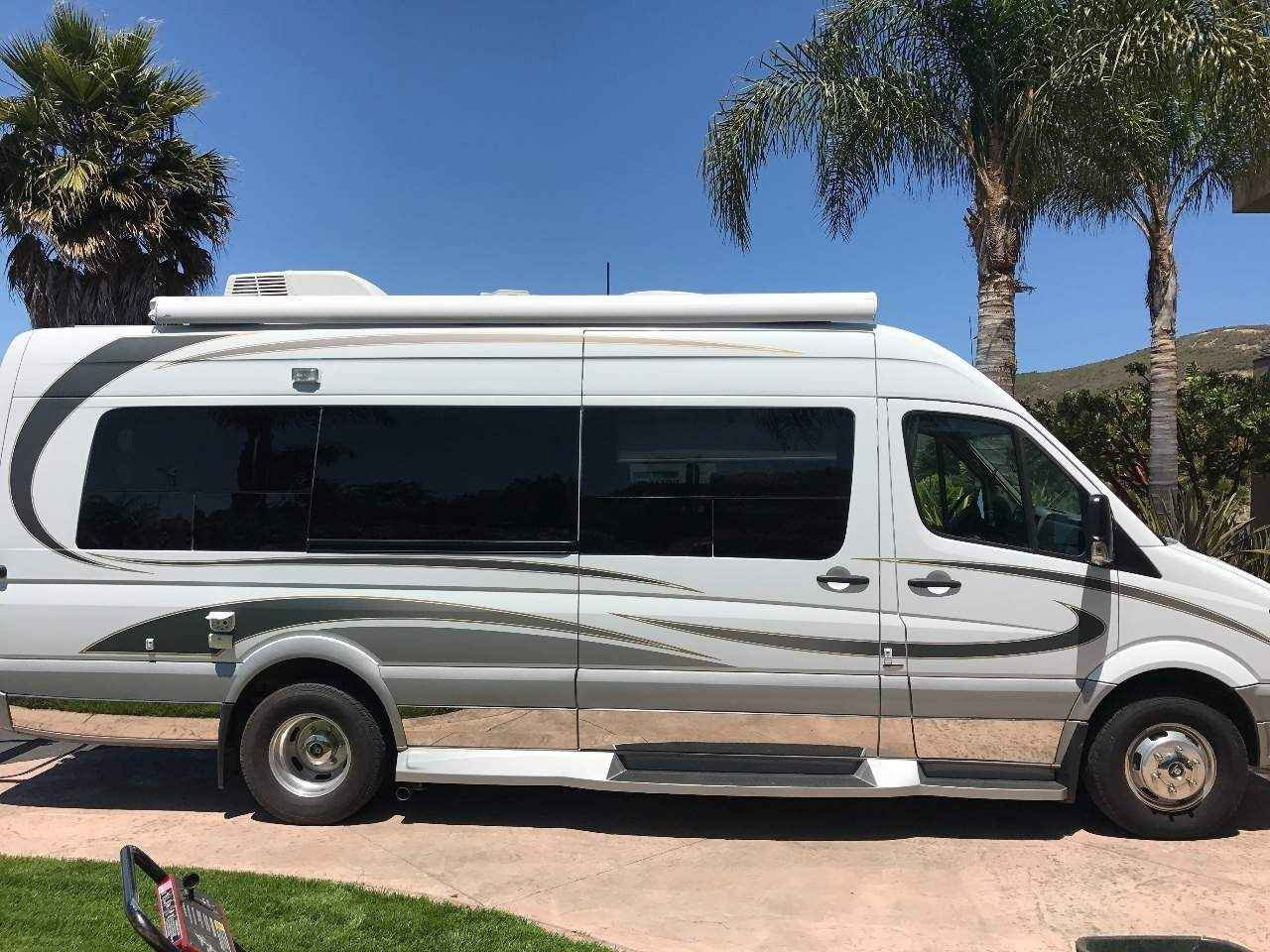 2013 used mercedes benz sprinter 3500 class b in california ca for Mercedes benz monterey ca