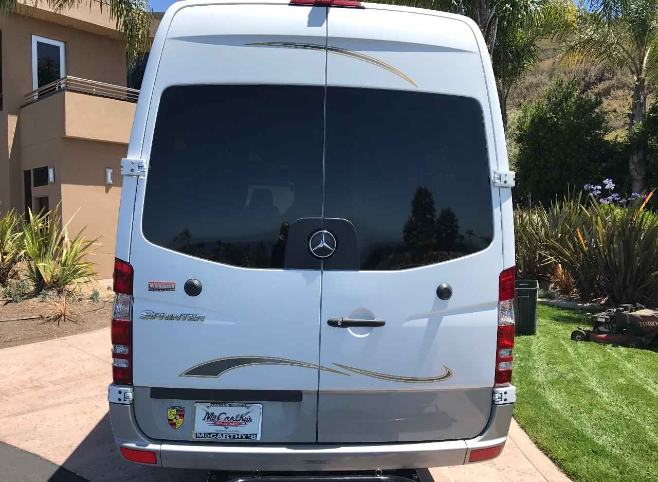 2013 used mercedes benz sprinter 3500 class b in california ca for Used mercedes benz sprinter