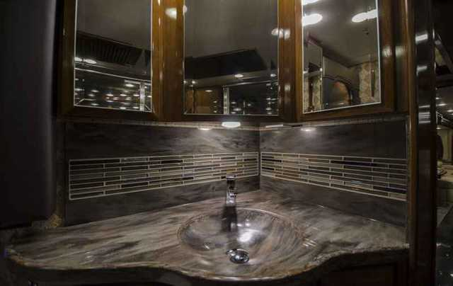 2013 Used Newmar King Aire 4587 Triple Full Wall Slide