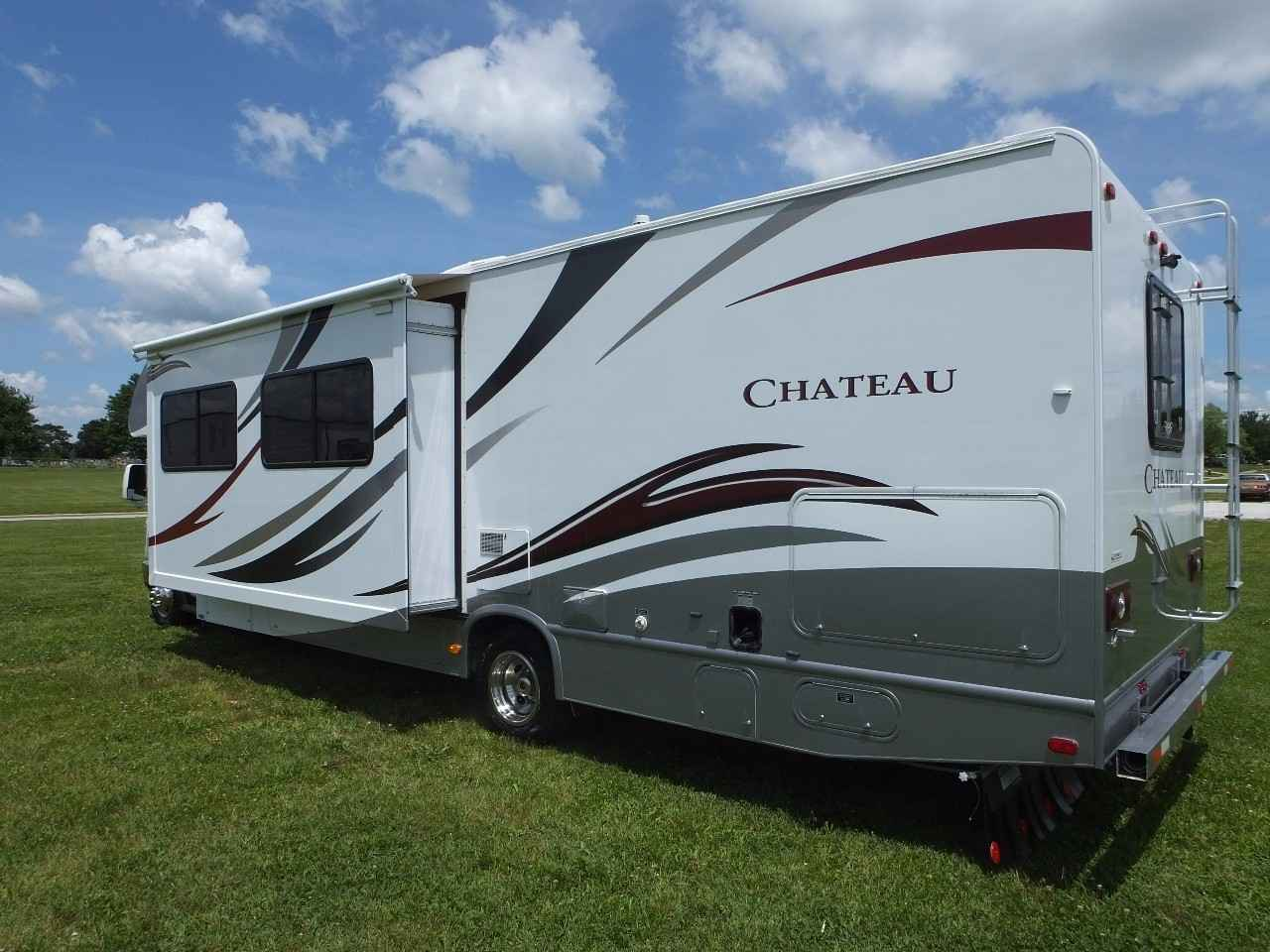 2013 Used Thor Motor Coach Chateau 31l Class C In Missouri Mo