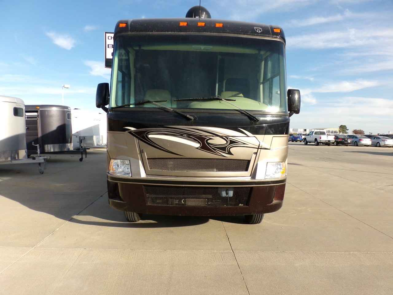 2013 used thor motor coach outlaw 3611 toy hauler in for 2013 thor motor coach
