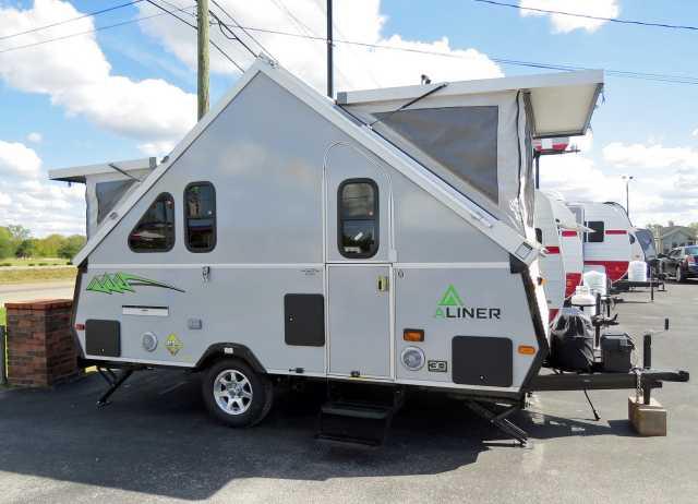 2014 Used Aliner Expedition Pop Up Camper In Alabama Al
