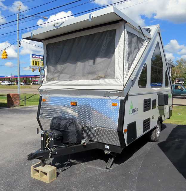 2014 Used Aliner EXPEDITION Pop Up Camper In Alabama AL