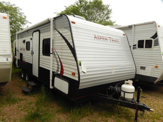 2014 Used Dutchmen Aspen Trail Travel Trailer in Wisconsin WI