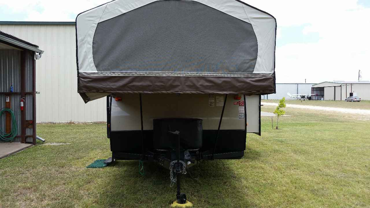 2014 Used Forest River High Wall Pop Up Camper In Texas Tx
