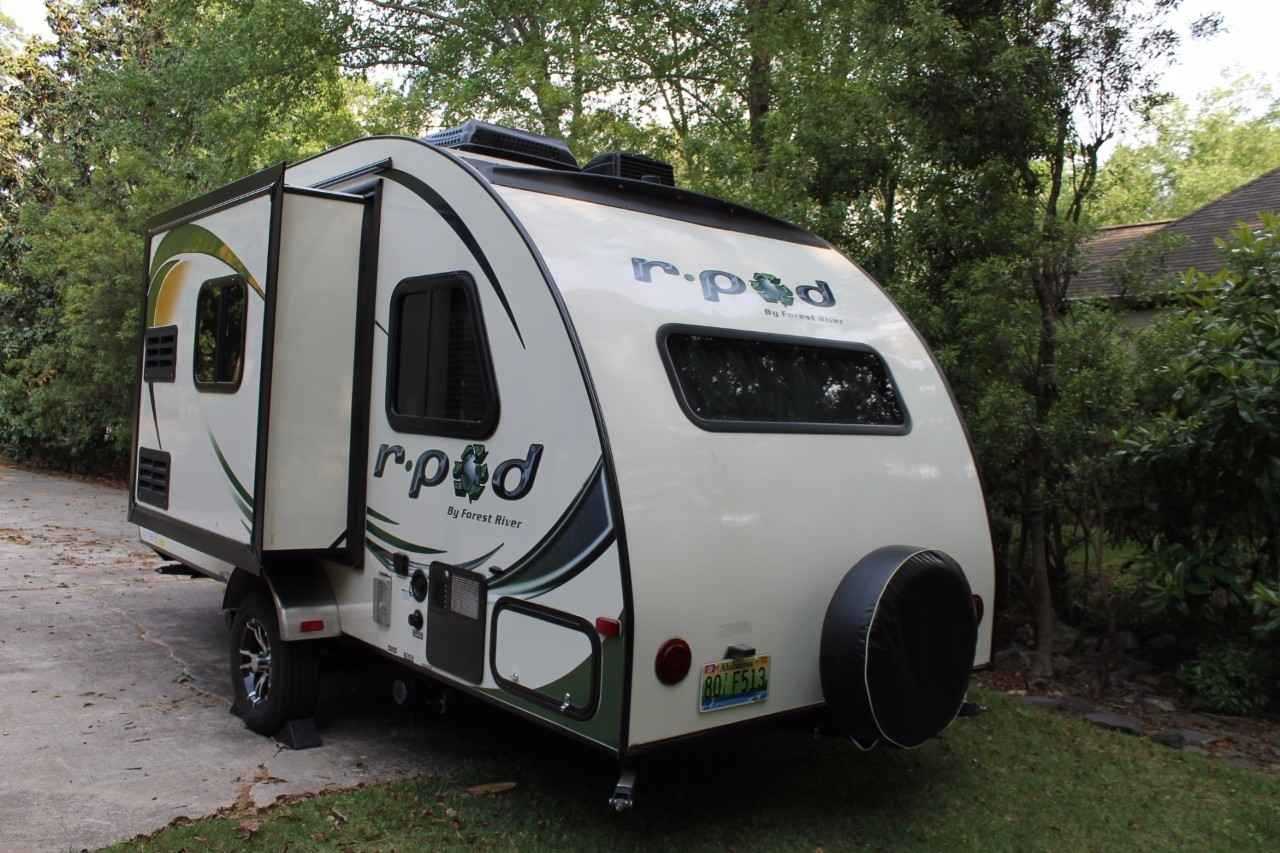 2014 Used Forest River R-POD 178 Travel Trailer in Alabama AL