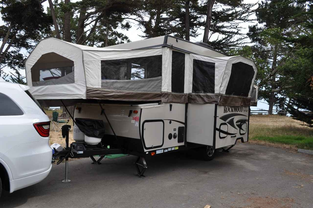 Rockwood Pop Up Camper Roof Replacement Monroe County South