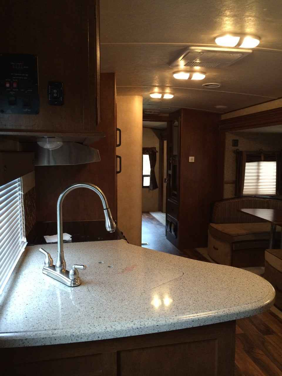 2014 Used Forest River Salem Hemisphere Travel Trailer In