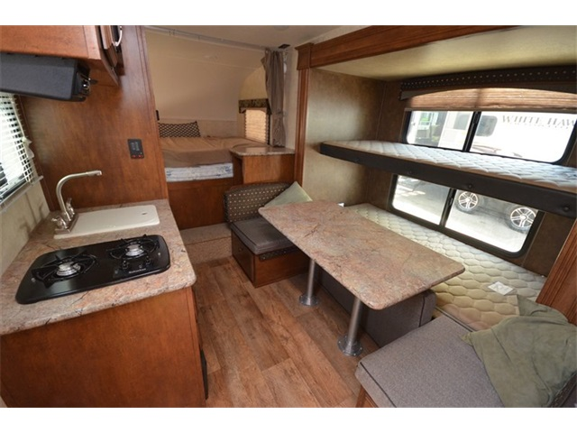 2014 Used Forest River V Cross The Vibe 6504 Travel