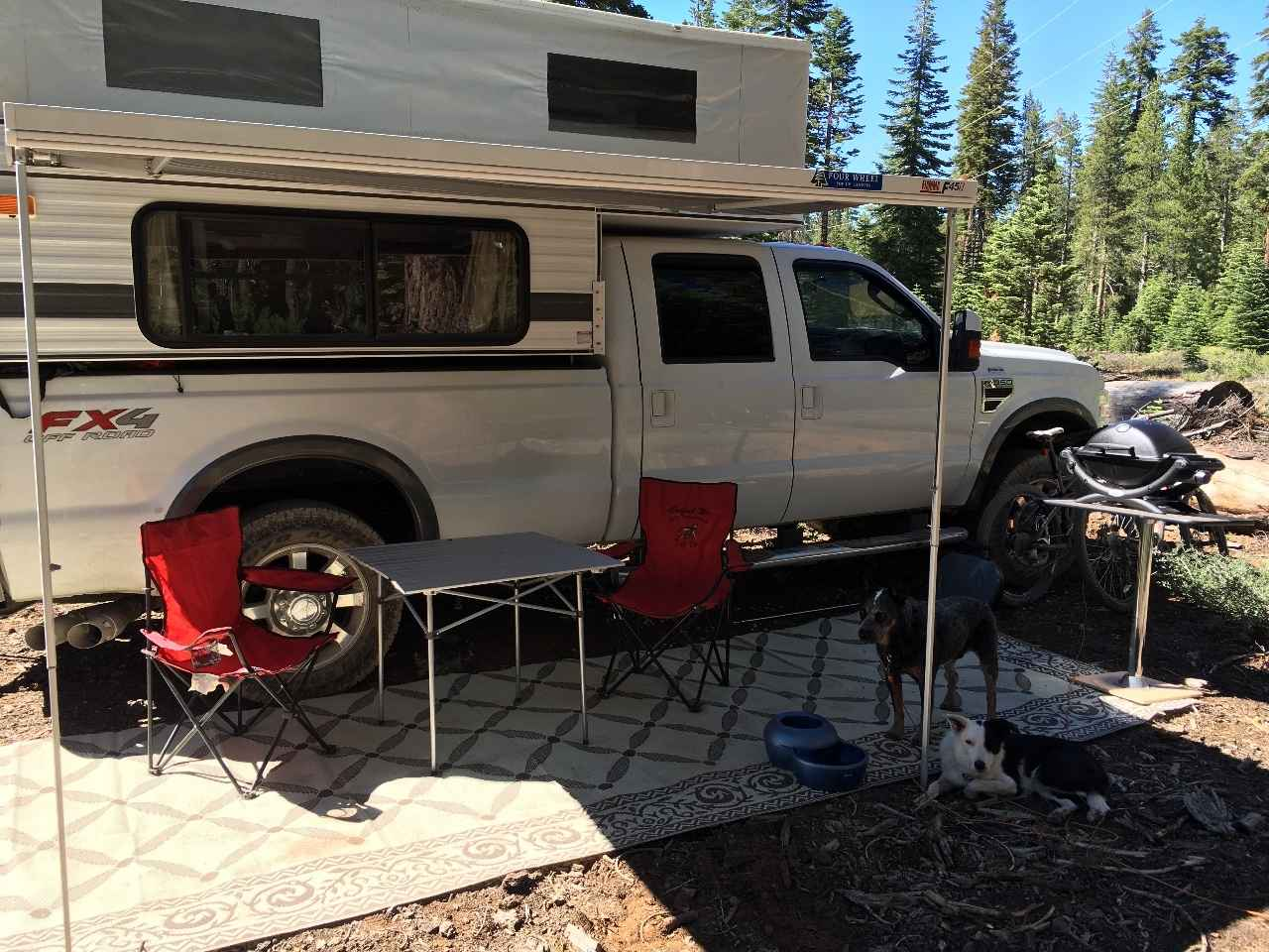 2014 Used Four Wheel Campers GRANDBY POP UP Pop Up Camper in