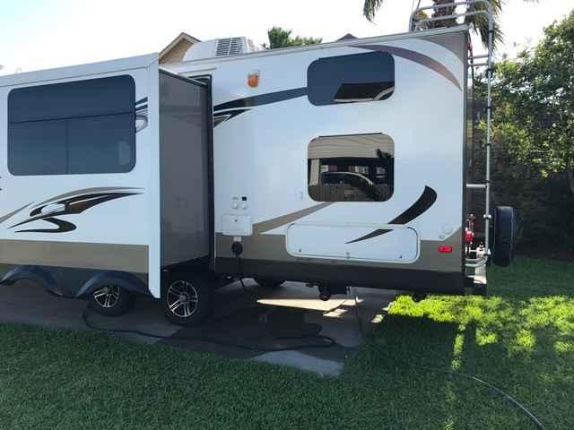 Model 2017 Used Jayco WHITE HAWK 27RBOK Travel Trailer In Texas TX