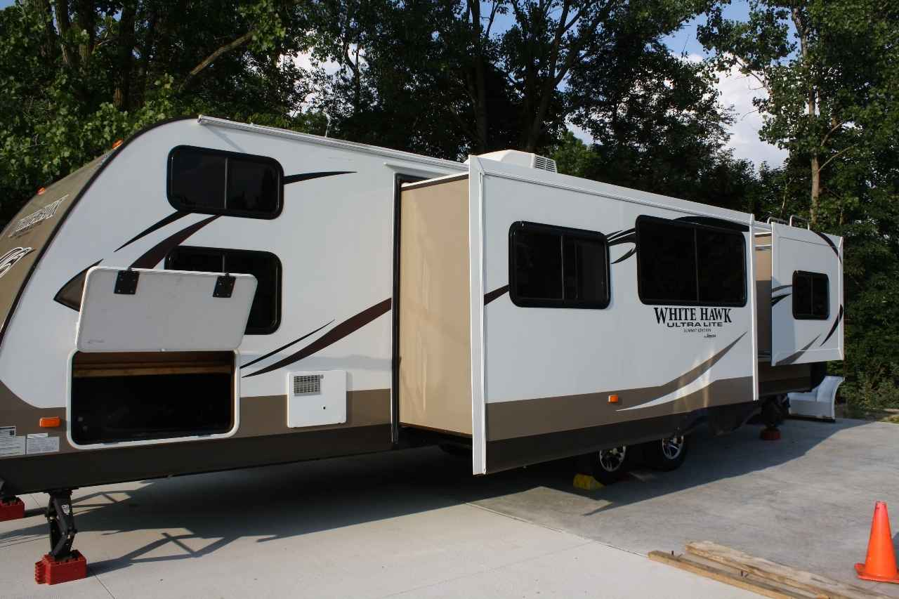 Luxury The Jay Flight Brand Has Been The Topselling Travel Trailer For 11 Consecutive Years Thor Says Jaycos Complimentary Offerings Include Travel Trailers, Folding Camping Trailers, Dieselpowered Class A Motorhomes And Class C