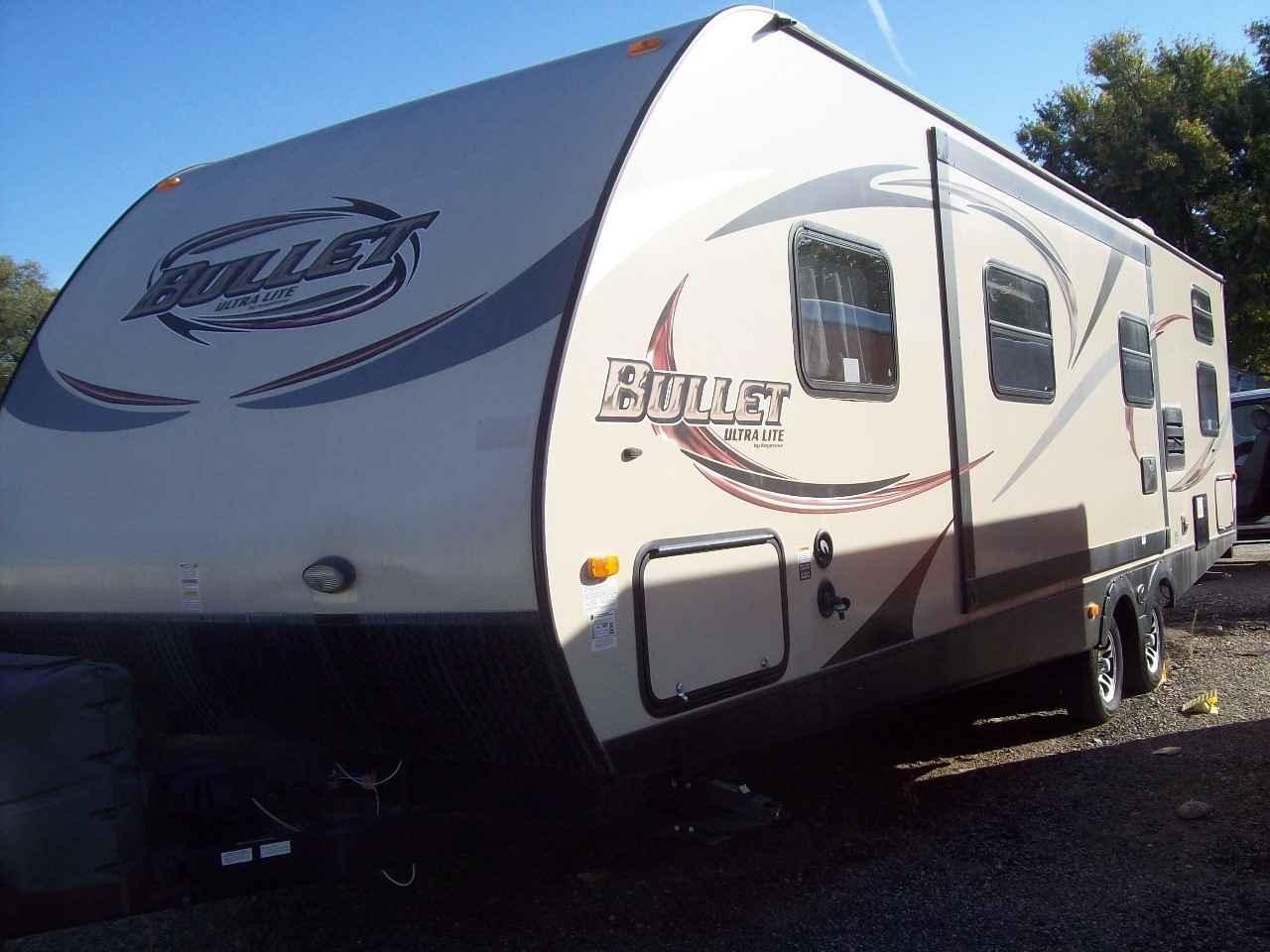2014 Used Keystone BULLET ULTRA LITE Travel Trailer in ...