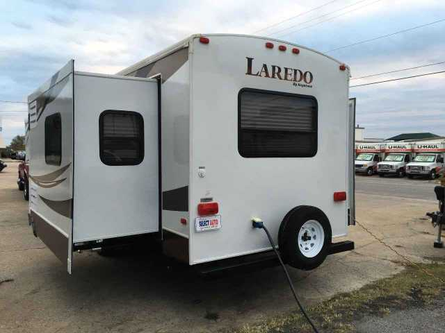 2014 Used Keystone Laredo 308re Travel Trailer In Oklahoma Ok