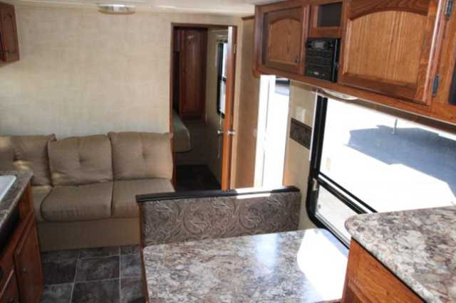 2014 Used Keystone Rv Hornet 27rbwe Hideout Travel Trailer