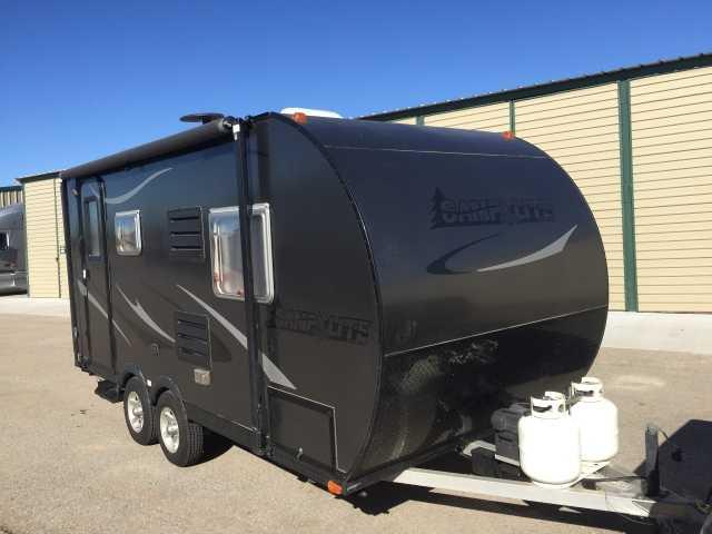 2014 Used Livin' Lite Camplite Travel Trailer in Oklahoma OK