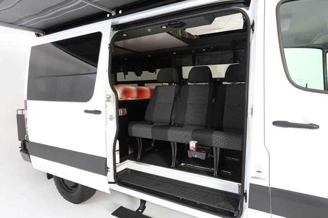 2014 used mercedes benz sprinter class b in california ca for Mercedes benz sprinter dealers california