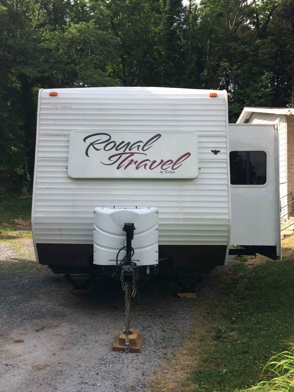 2014 Used Recreation By Design Royal Travel M 36fb Travel
