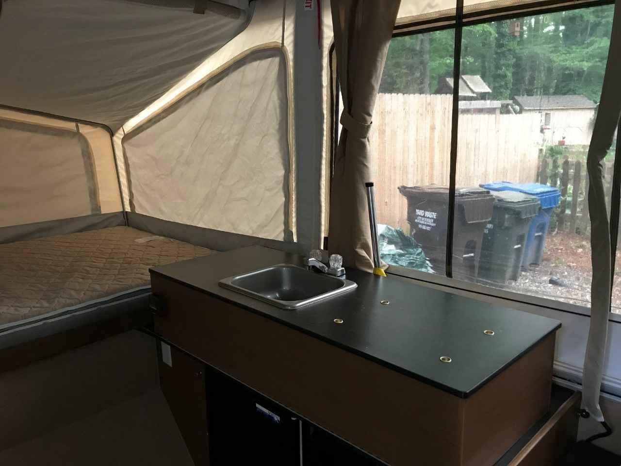 2014 Used Starcraft COMET Pop Up Camper in North Carolina NC