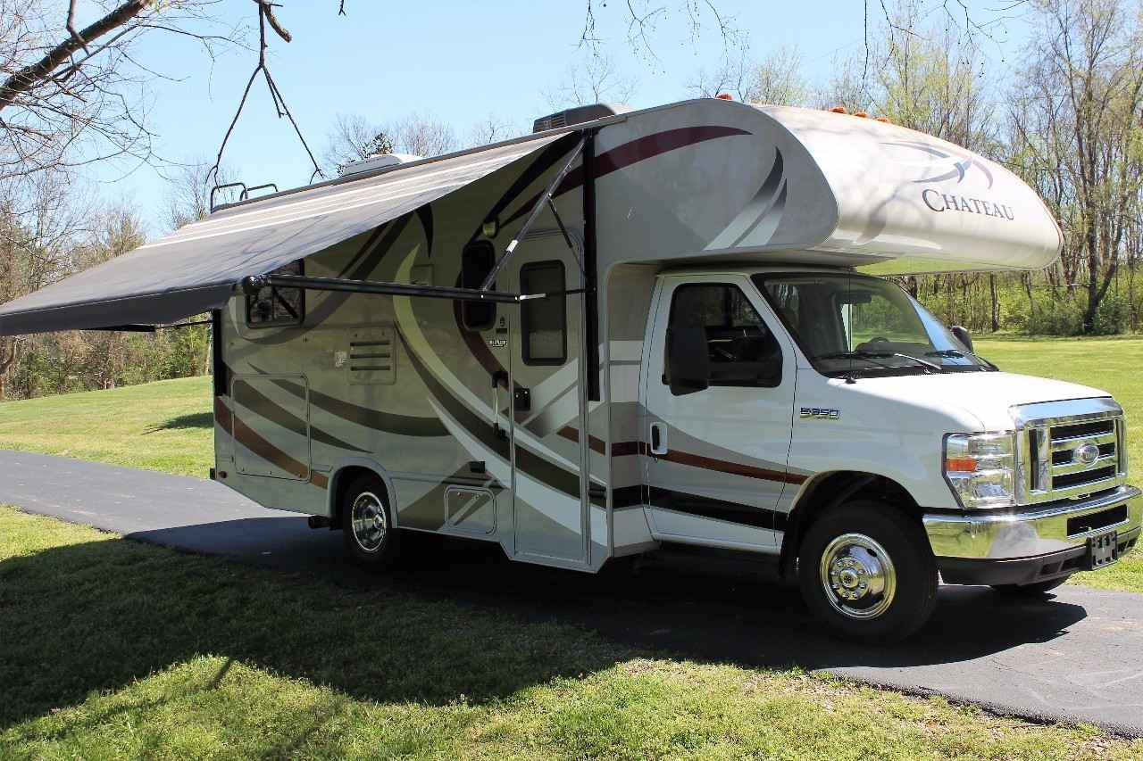 2014 used thor motor coach chateau 22e class c in tennessee tn for 2014 thor motor coach