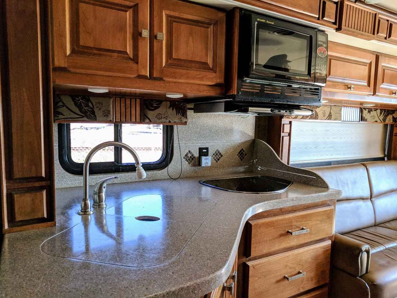 2014 used tiffin motorhomes allegro breeze 32br class a in