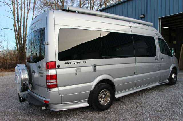 2014 used triple e leisure travel vans free spirit ss