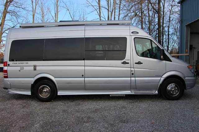 Rv Dealers In Ohio >> 2014 Used Triple E Leisure Travel Vans Free Spirit SS ...
