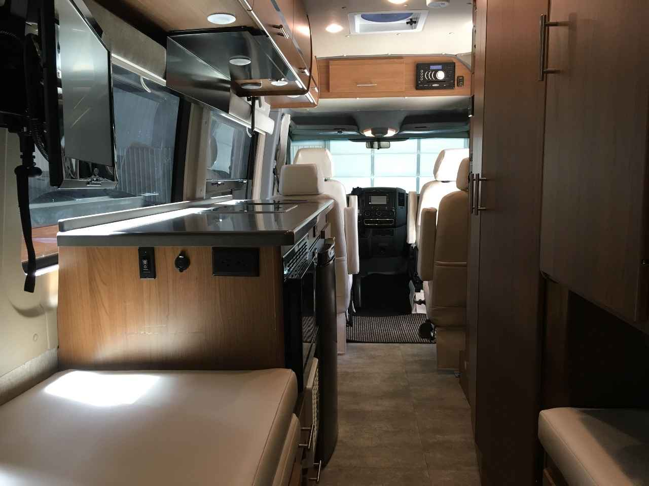 Mercedes Sprinter Winnebago Touring Coach Price