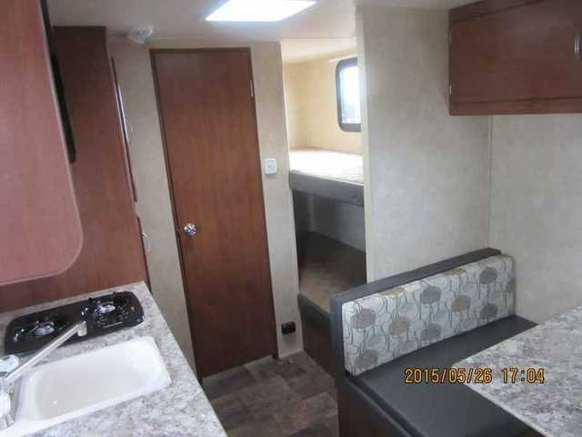 2015 New Forest River Wildwood X Lite 195bh Travel Trailer